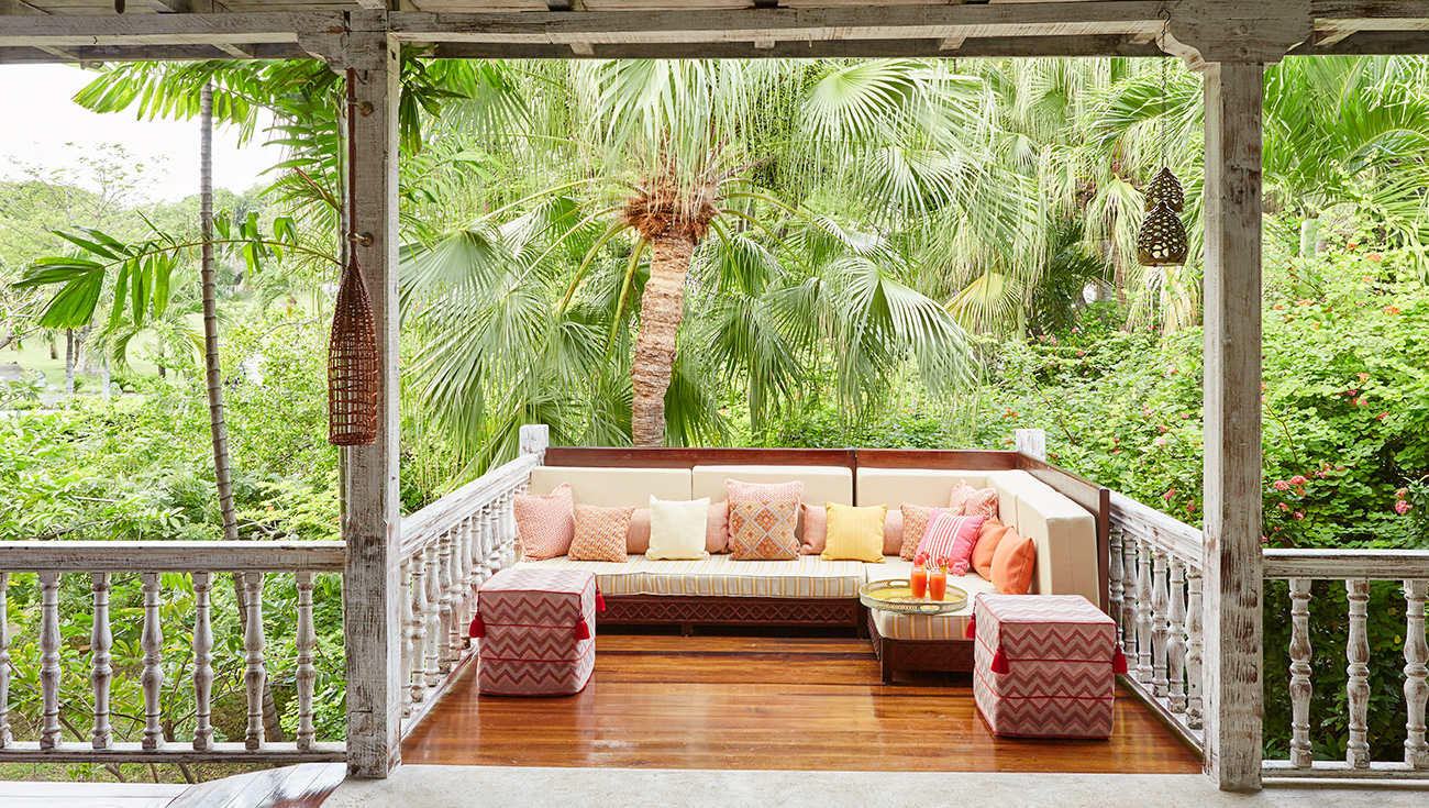 The cotton house mustique rsb travel for Homes with verandahs all around