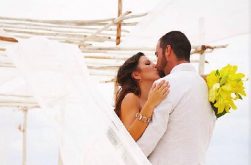 Свадебные церемонии и медовый месяц на Карибских островах