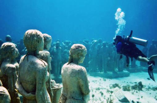 Дайв-туры и морские путешествия у берегов Юкатана