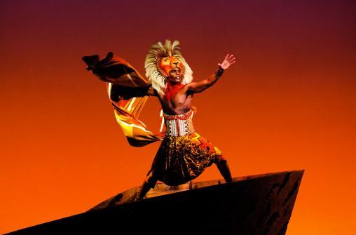 Мюзикл «Король Лев» (Нью-Йорк)