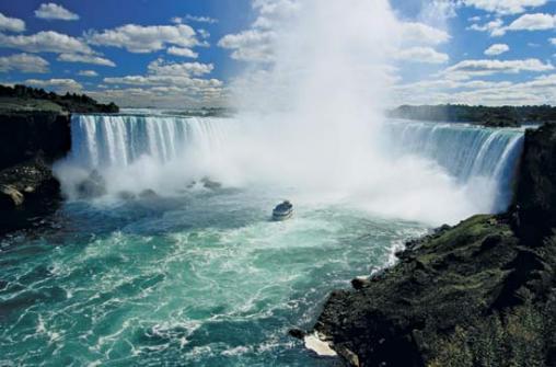 Однодневная экскурсия на Ниагарский водопад и в город Буффало