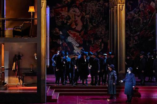«Rigoletto», Metropolitan Opera (Нью-Йорк)