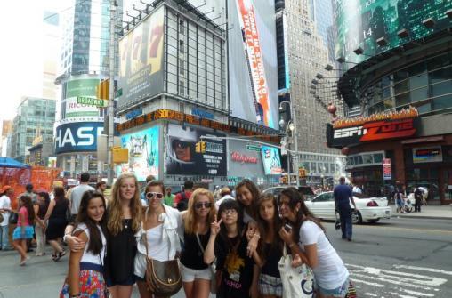 Нью-Йорк: международные языковые школы и курсы.