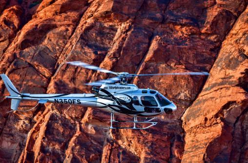 Большой Каньон. Индивидуальная вертолетная экскурсия с посадкой.