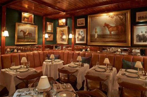THE POLO BAR Ralph Lauren  (Нью-Йорк)