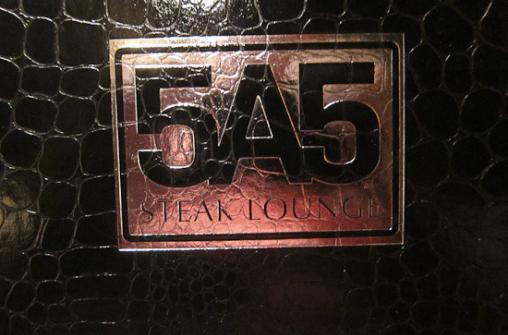 5A5 STEAK LOUNGE (Сан-Франциско)