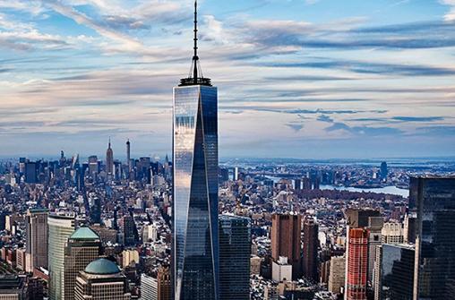 Обзорная экскурсия по Нью-Йорку с подъемом на смотровую площадку One World Observatory