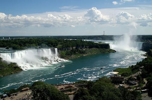 Экскурсия на Ниагарские водопады