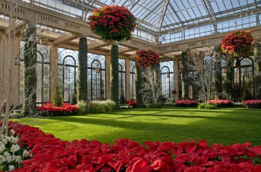 Сады Дюпона - Longwood Gardens