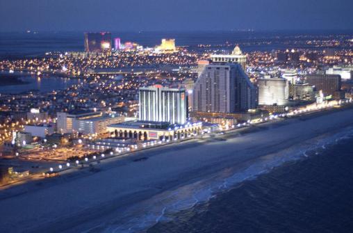 Поездка в Атлантик-сити с посещением казино