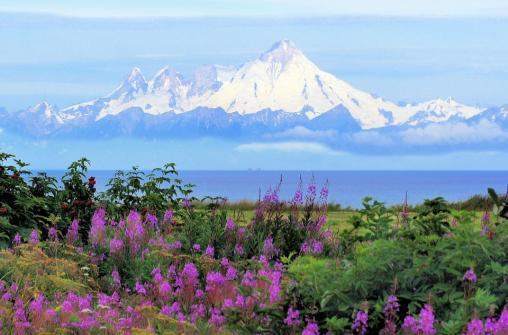 Аляска. Первое знакомство.
