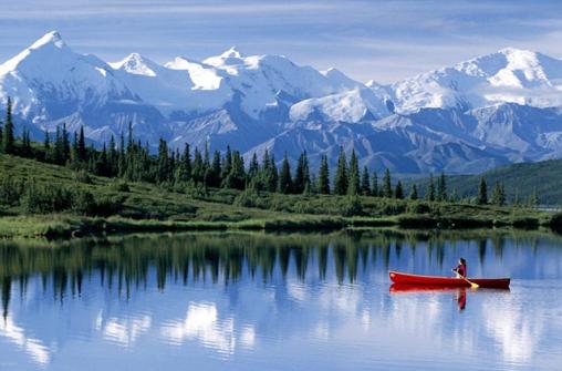 От Калифорнии до Аляски