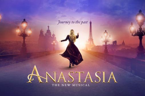 Anastasia - мюзикл