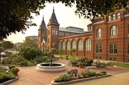 Посещение музеев Смитсоновского Института (Smithsonian Institution)