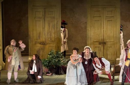«L'Elisir d'Amore», Metropolitan Opera (Нью-Йорк)