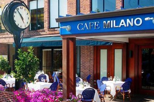 CAFE MILANO (Вашингтон)