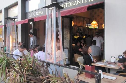 CAFFE ROMA (Лос-Анджелес)