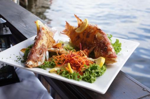 CASABLANCA SEAFOOD BAR & GRILL (Майами)