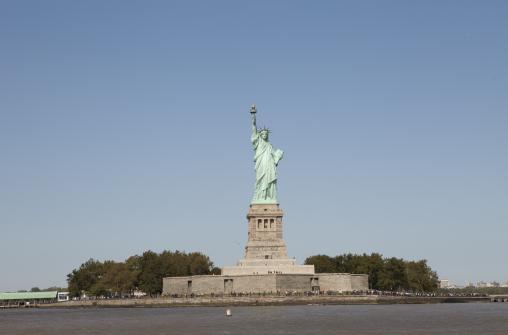 Обзорная экскурсия по Нью-Йорку с подъемом на смотровую площадку Top of the Rock и прогулкой к Статуе Свободы