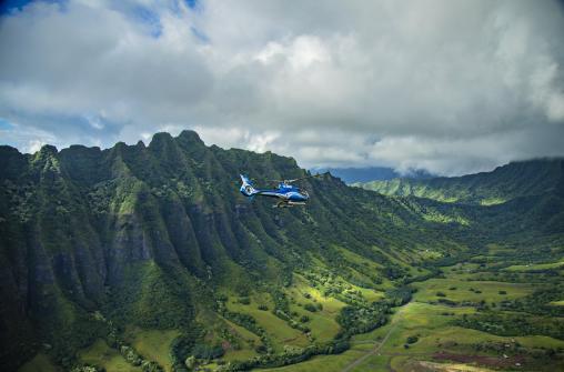 Complete Island Oahu - вертолетная экскурсия над Оаху