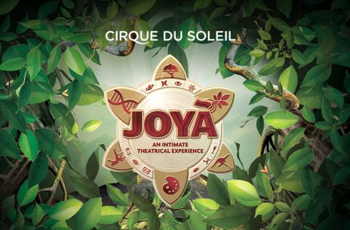 JOYÀ by Cirque du Soleil