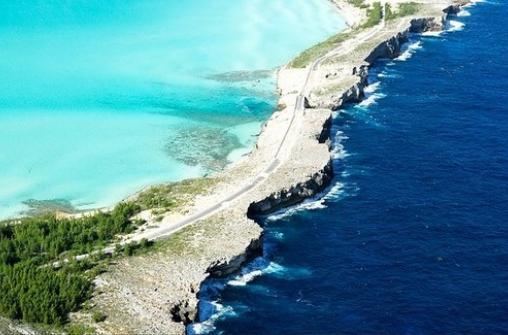 Однодневная поездка на остров Элютра (Eleuthera)