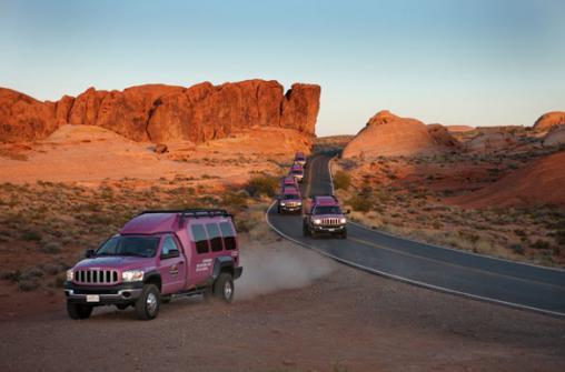 Экскурсия в Большой Каньон на внедорожниках — The Grand Canyon South Rim Classic