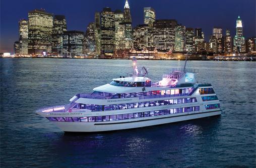 Круизы по реке Гудзон - Hornblower Cruises