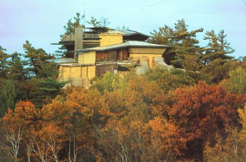 Однодневная экскурсия в дом-музей House on the Rock, штат Висконскин