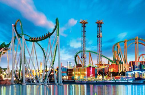 Однодневная экскурсия в Орландо с посещением одного из парков Universal Studios или Island of Adventure
