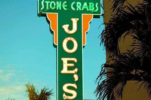 JOE'S STONE CRAB (Майами)