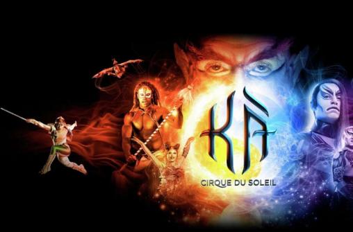 «KA», Cirque du Soleil (Лас-Вегас)