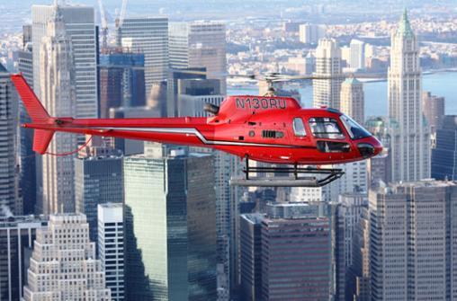 Вертолетные экскурсии над Нью-Йорком
