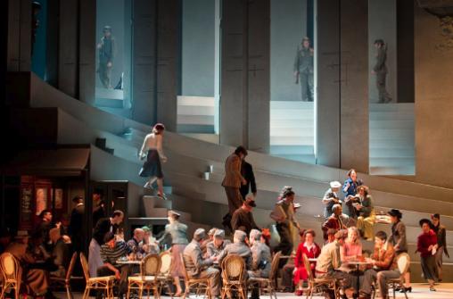 «Manon Lescaut», Metropolitan Opera (Нью-Йорк)