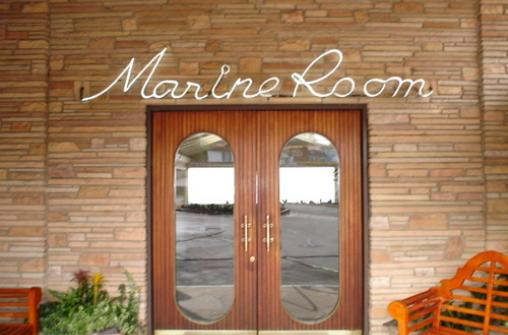 THE MARINE ROOM (Сан-Диего)