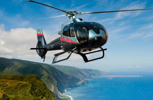 """""""Molokai Voyage"""" вертолетная экскурсия над островами Мауи и Молокаи"""