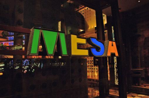 CAESARS PALACE: MESA GRILL (Лас-Вегас)