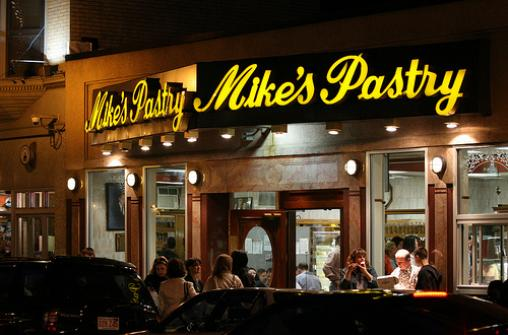 MIKE'S PASTRY (Бостон)