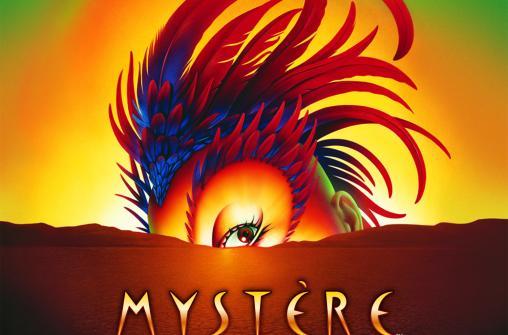 «Mystere», Cirque du Soleil (Лас-Вегас)