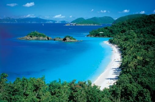 Экскурсии и развлечения на Американских Виргинских островах