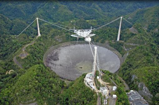 Пещеры Рио Камуй и Обсерватория Аресибо