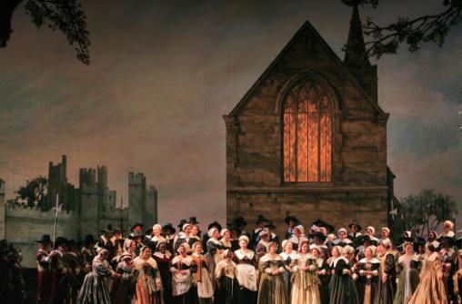 «Le Nozze di Figaro», Metropolitan Opera (Нью-Йорк)