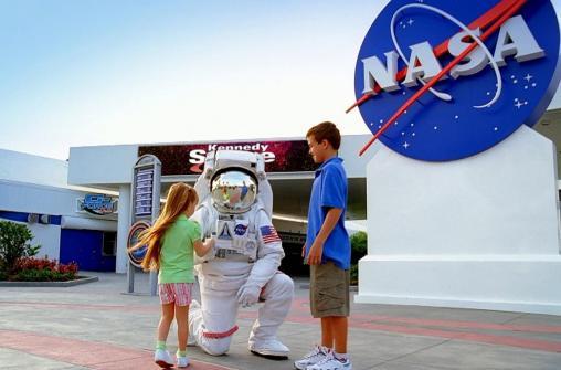 Визит в Космический центр имени Кеннеди, мыс Канаверал