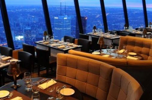 360 THE RESTAURANT AT THE CN TOWER (Торонто)