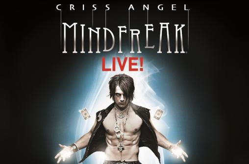 Criss Angel MINDFREAK® LIVE! (Лас-Вегас)
