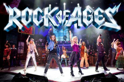 Мюзикл «Rock of Ages» (Нью-Йорк)