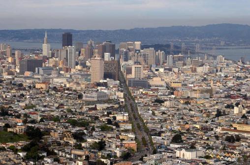 Обзорная экскурсия по Сан-Франциско