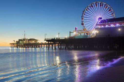 Обзорная экскурсия по Лос-Анджелесу и Санта-Монике