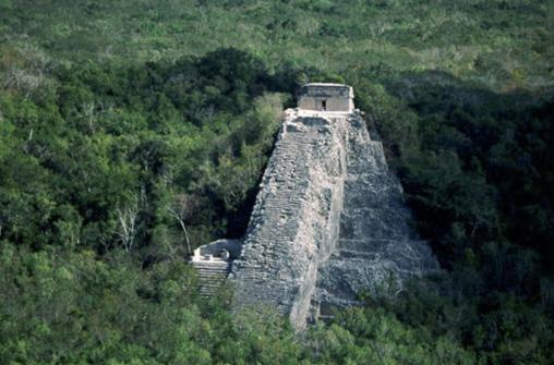 Coba - древний город