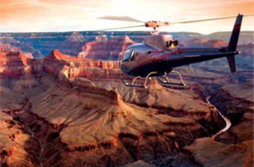 Большой Каньон. Вертолетная экскурсия без посадки.